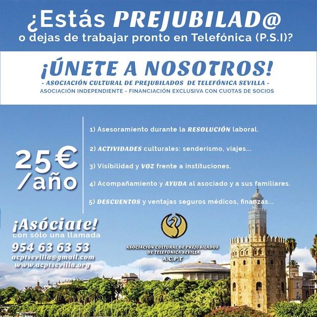 ACPT Sevilla suscripcion